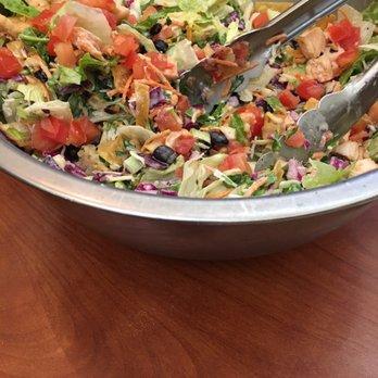 stonefire grill bbq salad